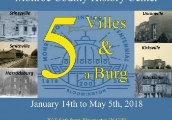 5 Villes and a Burg