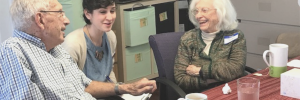 Living with HistoryDementia Friendly Programming
